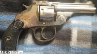 For Sale/Trade: Iver Johnson .32 revolver