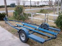 17 ft boat trailer $300