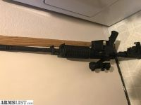 For Sale/Trade: Bushmaster AR15 with red dot