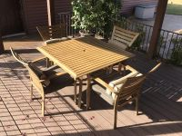 Patio Table & 4 Chairs