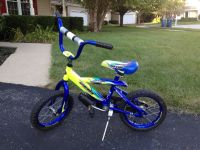 "Boys 14"" Kent bicycle"