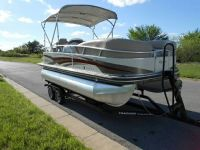 2008 Suntracker Party Barge 20 Pontoon Boat - southwest