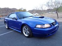 2003 Ford Mustang 2dr Conv GT Premium