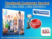 Avail technical wizard advice to ramify issue: Facebook customer service 1-866-359-6251