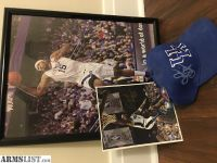 For Sale/Trade: Autographed UK Basketball Items