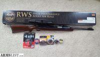 For Sale: RWS Diana 48 .22 Hunting Air Rifle