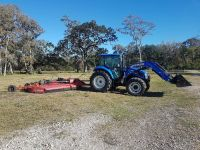 2014 New Holland Tractor