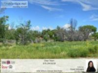 Just Listed - neighboring lots for sale in a residential area