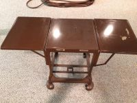 Metal typing Desk from 1950's