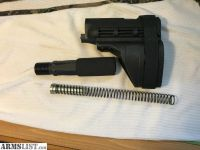 For Sale: SB15 and hex pistol buffer tube
