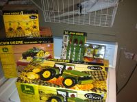 John Deere Dinnerware and more ! A great Gift for the avvid collector!