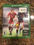 FIFA 16 XBOX ONE -preowned