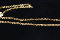 14 KT. GOLD NECKLACE #3