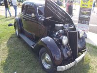 1936 Ford 5 Window Coupe-2nd Owner-Modified w/350 HP Chevy