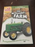 DVD Tractors and Horses/Old MacDonald's Farm