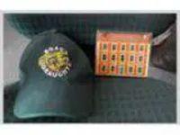 Boags cap and souvenir