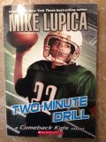 Two-Minute Drill a Comeback Kids novel