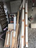 Several 2x4 Wood Boards