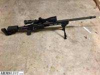 For Sale: Remington 700 SPS AAC 308 XLR Chassis