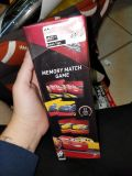 New! Cars 3 memory match game
