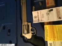 For Sale: S&W 460 XVR Magnum