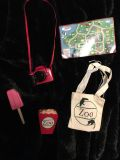 18 doll zoo accessories set