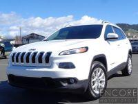2015 Jeep Cherokee Latitude Sport Utility 4D