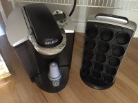 Keurig K60 Coffee Maker and Carasail