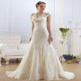 Willow's Mermaid Sweetheart Sleeveless Wedding Gown