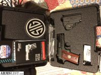 For Sale: sig p238 .380 unfired