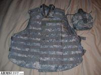 For Sale/Trade: Body Armor, Interceptor, Medium w/extras