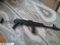 For Sale: Ak47s