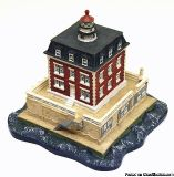 Lighthouse Collectable - New London Ledge - Danbury Mint