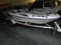 Jet boats sea doo speedster