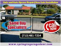 Attractive Discount only on start $26.95 | New Gate Installation Spring, TX