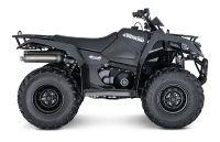 2018 Suzuki KingQuad 400ASi Special Edition Utility ATVs Palmerton, PA