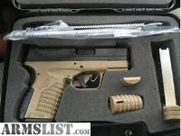 For Trade: XDS 9mm fde