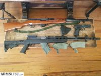 For Sale/Trade: 2 SKSs and 1 handgun