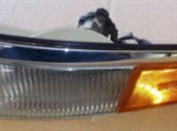 Parts For Sale: 1993 1994 1995 1996 LINCOLN MARK VIII 8 DRIVERS FRONT CORNER LIGHT CHROME TRIM