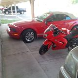 Looking for Apartment for Motorcycle tittle as a DP and first mouth  (Mcallen )