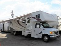 ~~CLASS C~~2006 JAYCO GRANITE RIDGE~~FORD E450 6.8L V10~~GENERATOR~~