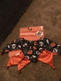 Simply dog M/L Halloween collar - ppu (near old chemstrand & 29) or PU @ the Marcus Pointe Thrift Store (on W st)