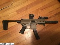 For Sale: Sig mpx k factory fde