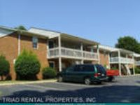 Rental Apartment 705-711-721 S. CHURCH STREET ASHEBORO