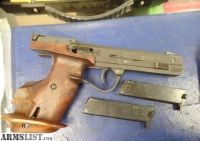 For Sale: IZH-35M Target Pistol .22 lr baikal russia