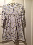 Girls size 5-6 night gown