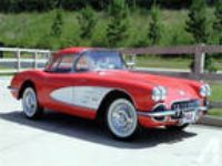 1958 Chevrolet Corvette Fuelie