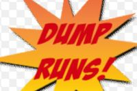 Dump Runs -- Rental Move Out's -- Junk Removal