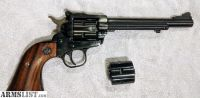 For Sale: Ruger Single Six 22lr and 22WMR