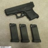 For Sale/Trade: GLOCK G-36 45 ACP